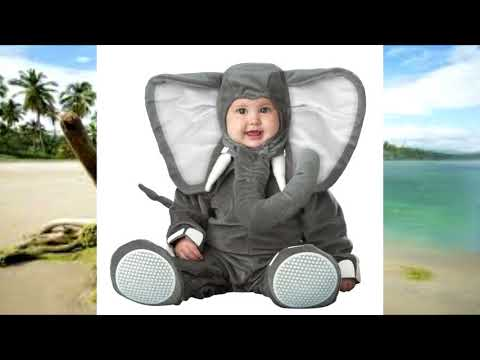 Maravillosos Disfraces de Elefante