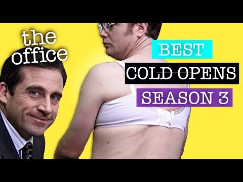 BEST Cold Opens (Season 3)  - The Office US