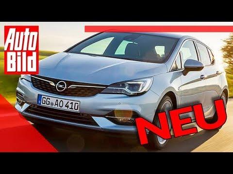Opel Astra Facelift (2019): Vorstellung - erste Bilder - Infos