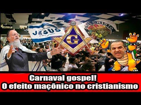 Carnaval gospel! O efeito maçônico no cristianismo