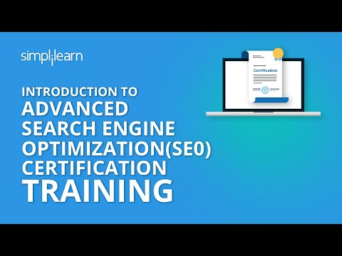Introduction To Advanced Search Engine Optimization (SEO ...