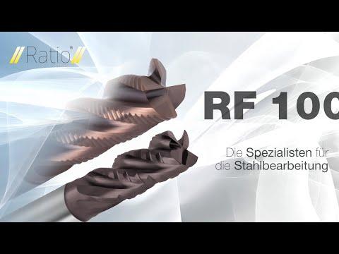 RF 100 Ratiofräser