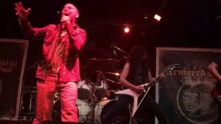 Armored Saint- Control Issues
