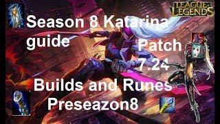 Katarina Build Season 8 免费在线视频最佳电影电视节目 Viveosnet