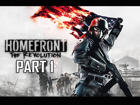 Gameplay de Homefront: The Revolution