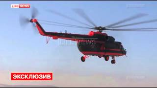 Видео первого полета Ми 8АМТШ ВА «Терминатор»