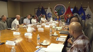 JRM, Guam governor meet, discuss partnership