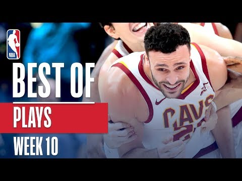 NBA's Best Plays | Week 10