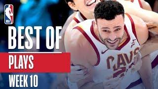 NBA's Best Plays | Week 10