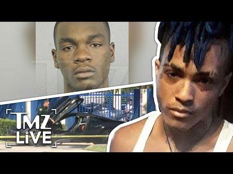 [TMZ]  XXXTentacion's Second Suspect Arrested