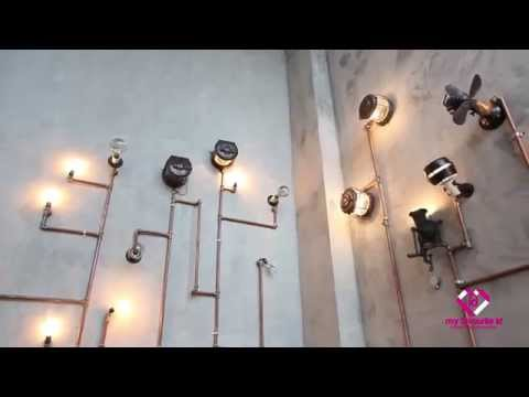 Modern-Rustic Interior Design | My Favourite ID: Kech Design Studio