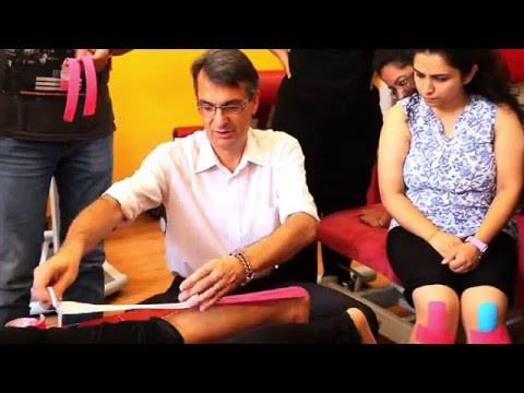K-Taping Course in New Delhi, India by K-Taping International ...