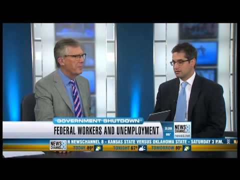 Federal Employment Attorney Jonathan Bell discusses government shutdown Thumbnail
