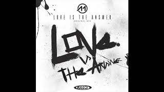 Manup -  Love Is The Answer  (Original Mix)