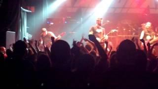 ANNIHILATOR - Fiasco - Nosturi, Helsinki 6.11.2013