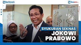 Komentar Jubir Presiden soal Beredarnya Poster Undangan Syukuran Seknas Jokowi-Prabowo 2024