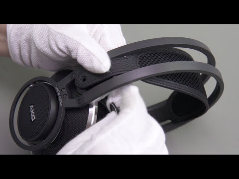 AKG K812 production insights
