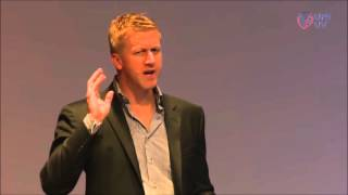 This is the best time to be alive | Gareth Cliff | TEDxUFS