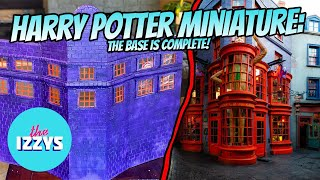 Harry Potter's Wizard Wheezes Miniature: THE BASE IS COMPLETE!