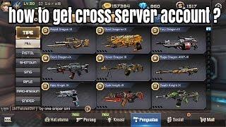 Crisis Action  Review Akun Cross Server+Cara Dapet Akun Cross Server