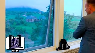 MVTV - Castle Butte Residential New Build: Andersen E-Series Motorized Window