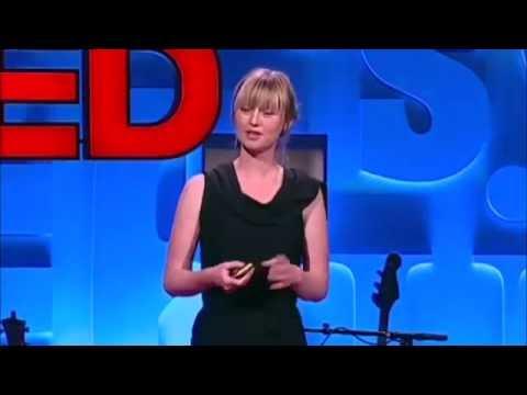 TED Global - Кристин Майндертсма - Как части тела свиней движут миром (2010)