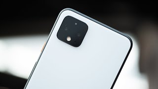 The Google Pixel 4 and Google Pixel 4 XL are FINALLY here! Hands-on