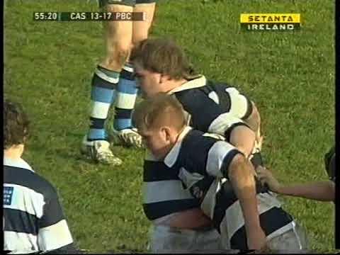 Castletroy College Vs Pres Senior Cup Semi Final 2008 part 3