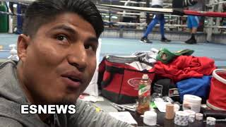 Robert Garcia Reveals Mikey vs Spence Is Toughest Fight In His Coaching History