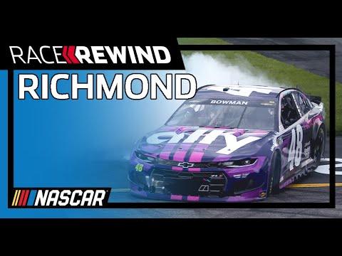 NASCAR トヨタ・オーナーズ 500(リッチモンド・レースウェイ)17分で見るレースハイライト動画