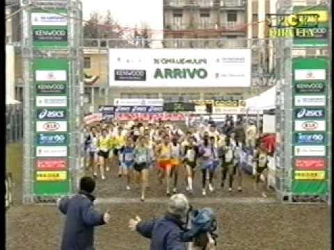 Preview video Corsa campestre Cinque Mulini 2008, Vittoria dell´eritreo Zersenay - Parte 1