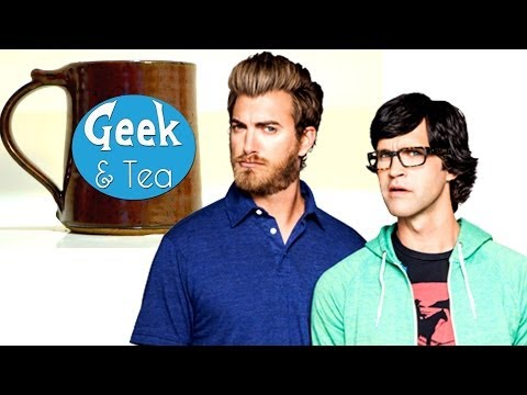 Rhett & Link Talk Geek - Geek & Tea Ep. 10