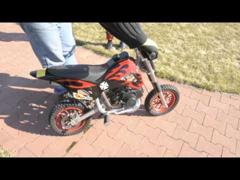 Mini Cross Pocket bike  Pit bike Motocross