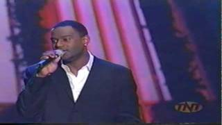 """Brian McKnight """"This Christmas"""" (Part 1 of 2)"""
