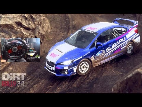 Dirt Rally 2.0 GoPro - HARDEST Challenge Yet (First Impressions)