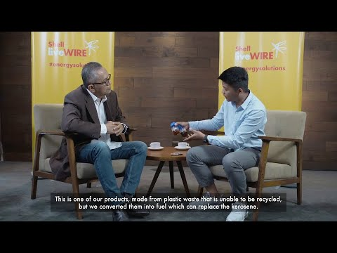 Shell LiveWIRE Indonesia Resikel