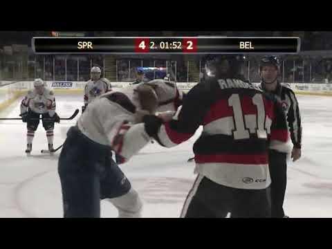 Mathieu Brodeur vs. Tyler Randell