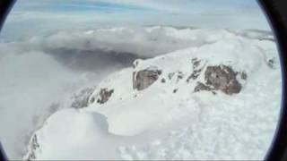 preview picture of video 'Pedraforca invernal'