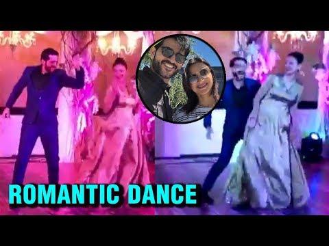 Hiten Tejwani And Gauri Pradhan FUN Dance Performa