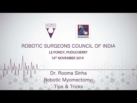 Robotic Myomectomy Tips & Tricks