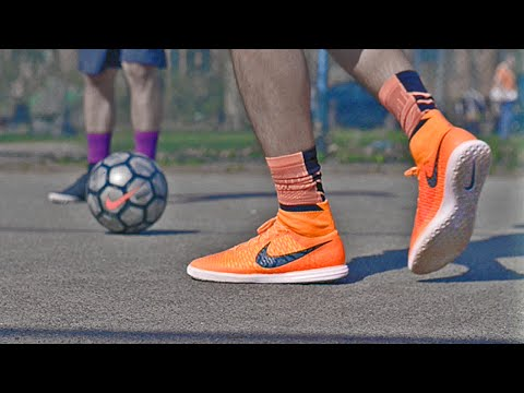 Ultimate MercurialX & MagistaX Street Football Test & Review ft. Balkan Mix