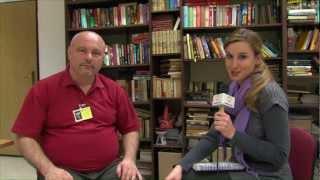 INTERVJU Z UČITELJEM Dragutinom Barušič