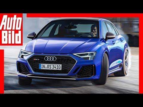 Zukunftsaussicht: Audi RS 3 (2021) Details / Erklärung