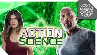 "ACTION SCIENCE: The Rock vs. a Tsunami in ""San Andreas"""