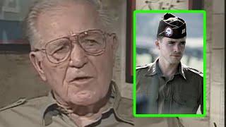 Maj. Dick Winters on Ronald