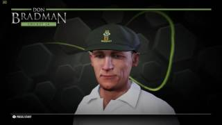 ''Waiting for Exit'' FIXED Don Bradman 14