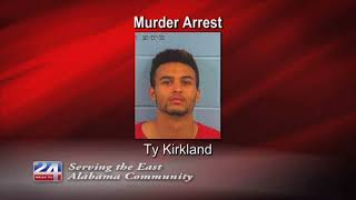 Teenager Arrested in Connection to Murder