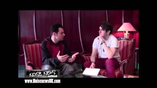 NoiseNewsUK Army Of Freshmen Interview