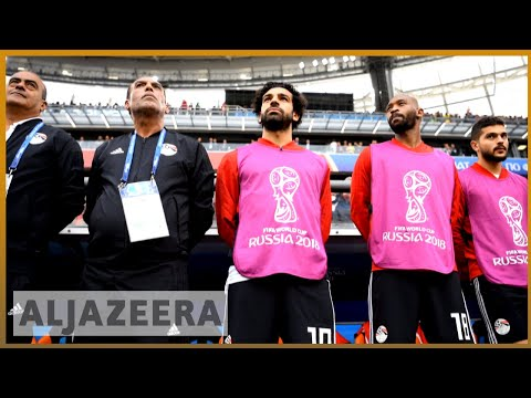 🇪🇬 Russia 2018: Egypt miss Salah on the field | AL Jazeera English