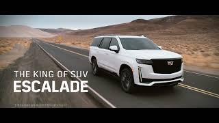 [오피셜] [CADILLAC] THE KING OF SUV ESCALADE / 15s